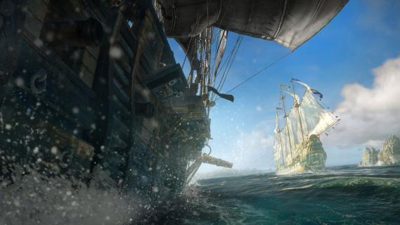 Skull and Bones od Ubisoftu dostanie swój własny serial