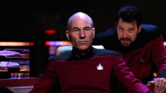 Patrick Stewart chciałby zagrać w Star Treku Quentina Tarantino