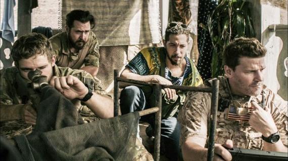 SEAL Team: sezon 1 odcinek 1 – recenzja