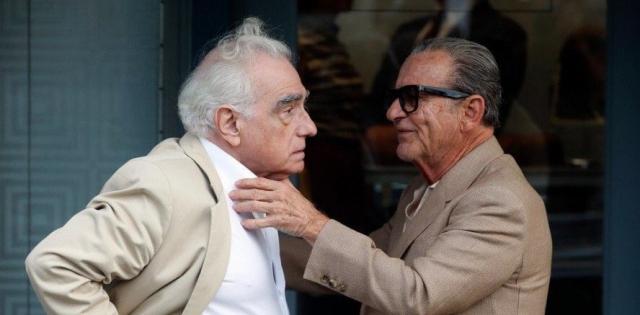 Scorsese, De Niro i Pesci na planie filmu The Irishman – obejrzyj zdjęcia