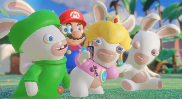 Mario + Rabbids Kingdom Battle: Wąsy, uszy i taktyka – recenzja gry