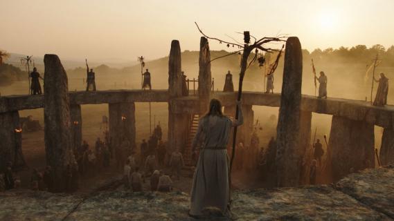 Rzymianie, magia i druidzi. Zwiastun serialu Britannia