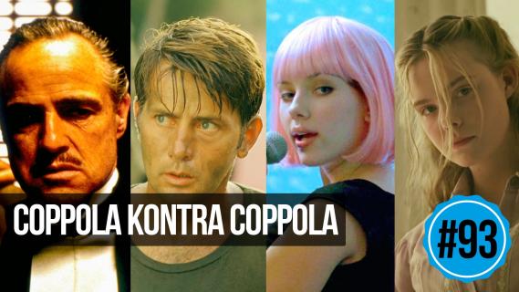 naEKRANACH #93 – Coppola kontra Coppola: Najlepsze filmy ojca i córki