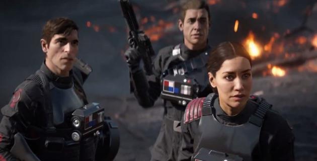 Szwed, Żebrowski i Pawlicki kolejnymi aktorami w Star Wars: Battlefront II