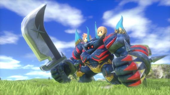 World of Final Fantasy trafi na PC. Jest nowy zwiastun