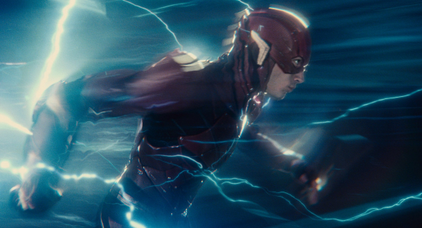 The Flash – Ezra Miller napisze nowy scenariusz z Grantem Morrisonem?