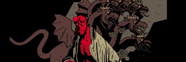 Chciał rysować nazistów i potwory – geneza Hellboya