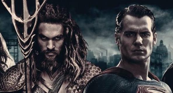 Superman spotkał Aquamana w Człowieku ze stali – jest potwierdzenie