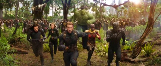 Avengers: Wojna bez granic - Hulk miał pojawić się w bitwie. Są szczegóły