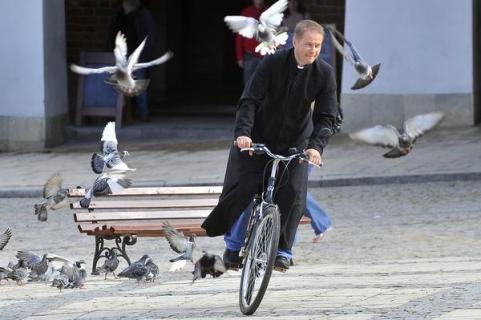 Ojciec Mateusz - do ilu przestępstw doszło w Sandomierzu? Statystyki mogą was zaskoczyć