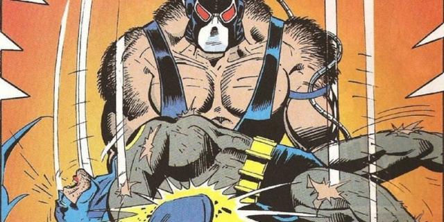 Gotham – tak będzie prezentował się Bane. Zobacz zdjęcie