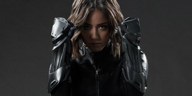 Agenci T.A.R.C.Z.Y. - Chloe Bennet o powrocie do roli Quake w przyszłości
