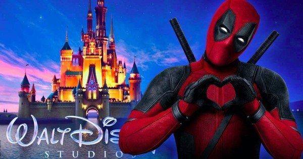 Deadpool świętuje dołączenie do Disneya. Zobacz zabawne zdjęcie