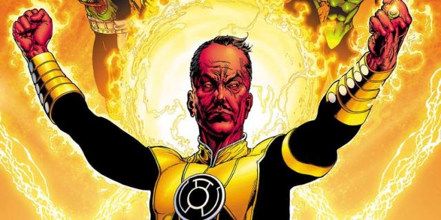 Green Lantern - udział Sinestro potwierdzony? Tak sugeruje opis postaci