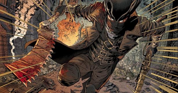 Bloodborne #1: Powrót do Yharnam – recenzja komiksu
