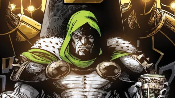 Doktor Doom – czekacie na film o złoczyńcy? Szybko nie powstanie