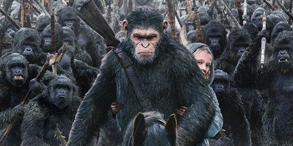 Planeta małp - reżyser o postępie prac nad nowym filmem