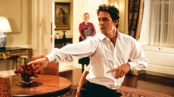 Hugh Grant kończy 60 lat - wspominamy najciekawsze filmy czarującego Brytyjczyka
