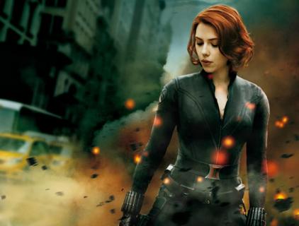 Kobieta szpieg w filmach