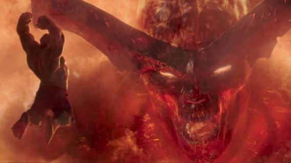 Thor: Ragnarok – Surtur i smok na nowych szkicach koncepcyjnych
