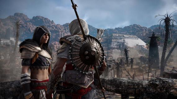 Cenzura wkradła się także do Assassin's Creed: Origins