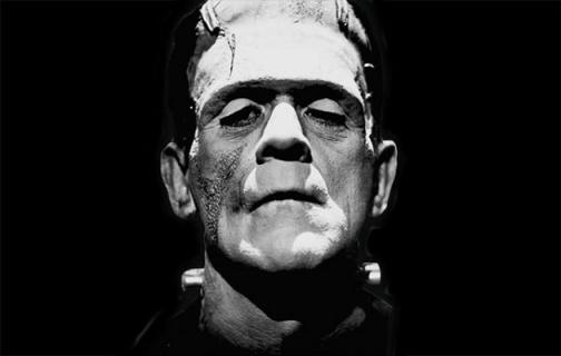 Frankenstein znalazł się na brytyjskich monetach