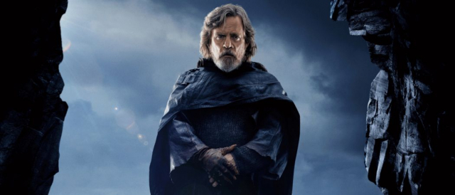 Gwiezdne Wojny - tragedia Luke'a Skywalkera. Fanowski film wyjaśnia wątek z Ostatniego Jedi