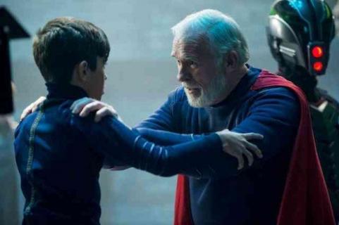 Przodek Supermana na ekranie. Pełny zwiastun serialu Krypton
