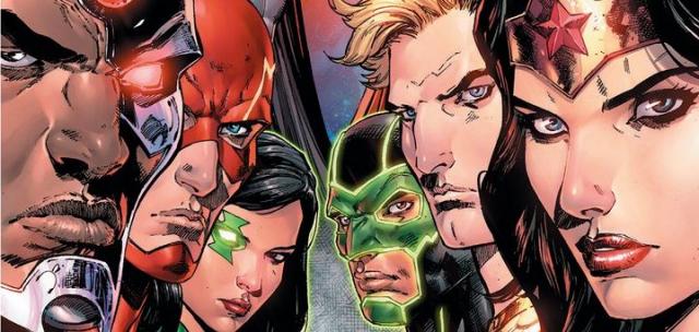 Liga Sprawiedliwości #01: Maszyny zagłady – recenzja komiksu