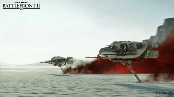 Star Wars: Battlefront II w ramach darmowej aktualizacji otrzymało nową zawartość