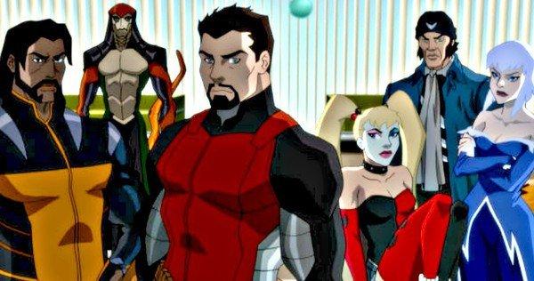 Suicide Squad: Hell to Pay – Deadshot i Kapitan Boomerang w nowym klipie z animacji