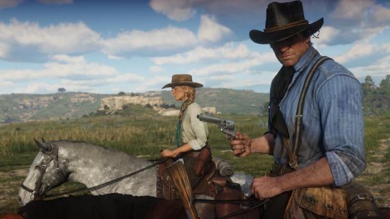 Red Dead Redemption 2 – fizyczne wydanie gry na dwóch płytach?