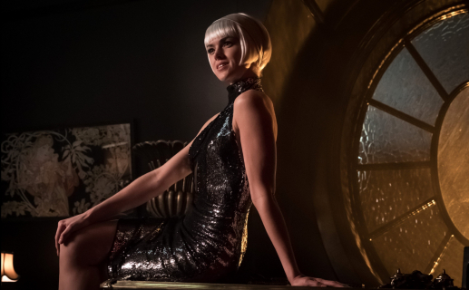Gotham – Barbara na pierwszym zdjęciu z 5. sezonu serialu