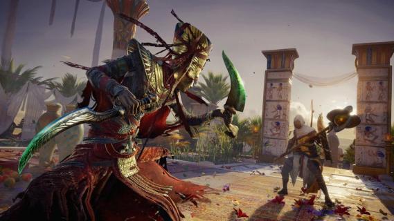 Assassin's Creed Origins: Curse of the Pharaohs już dostępne. Zobacz zwiastun i początek przygody