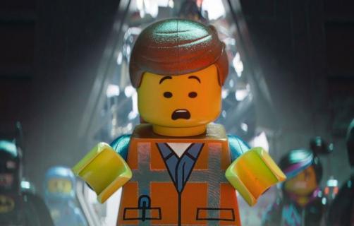 Oto oficjalny tytuł i logo filmu LEGO Movie 2