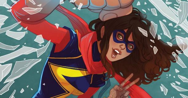 Ms. Marvel #03: Zdruzgotana – recenzja komiksu