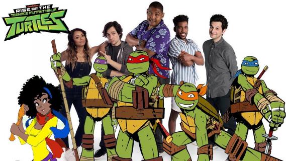 Wojownicze żółwie ninja zostaną weganami? PETA apeluje do telewizji