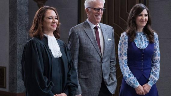 The Good Place: sezon 2, odcinek 13 (finał sezonu) – recenzja