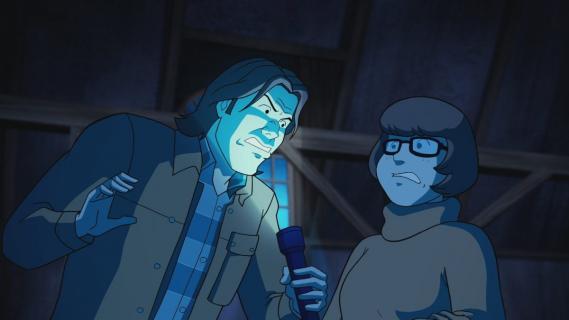 Nie z tego świata – Bracia Winchester o pracy nad crossoverem ze Scooby-Doo