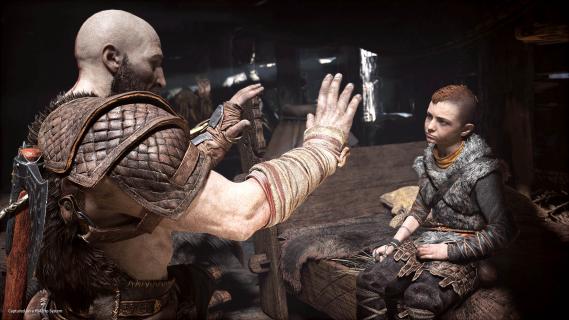 Podróż Kratosa. Nowy materiał o grze God of War