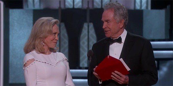 Beatty i Dunaway znów wręczą Oscara? To oni symbolizują zeszłoroczną wpadkę