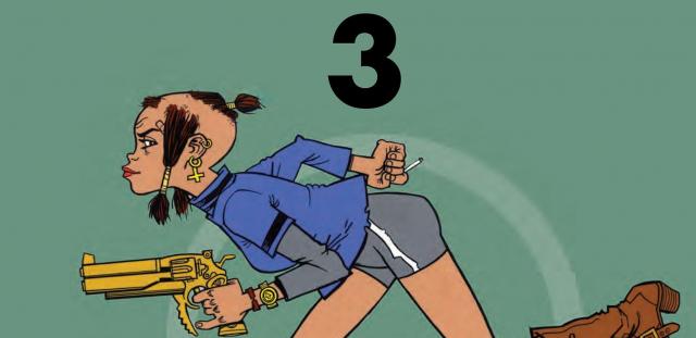 Tank Girl, tomy 2 i 3 – recenzja komiksów