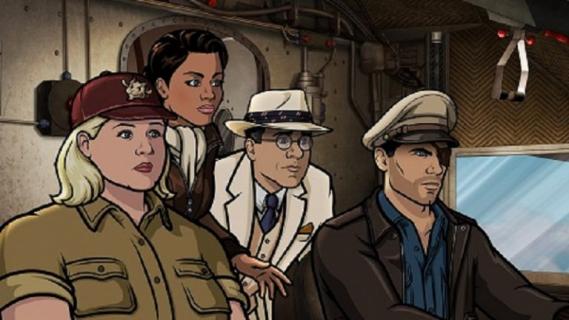 Archer - będzie 11. sezon serialu [SDCC 2019]