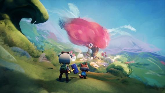Zobaczcie fragment platformówki stworzonej w grze Dreams