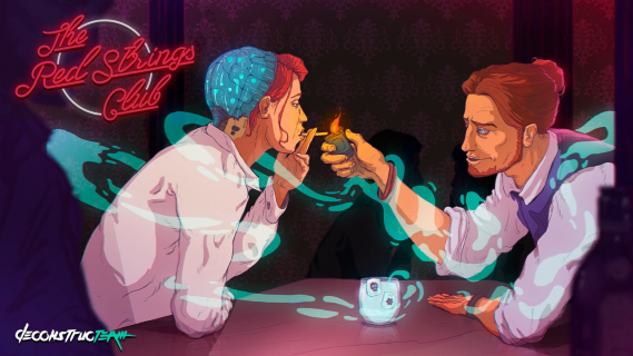 The Red Strings Club – recenzja gry
