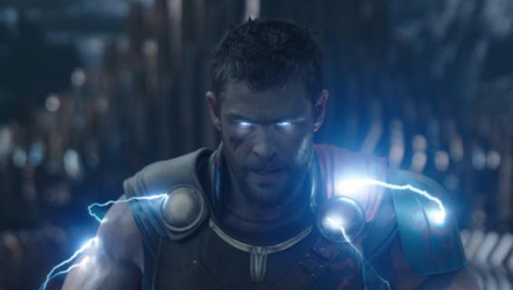 Szarża Thora z Wojny bez granic ma komiksową inspirację