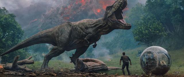 Jurassic World: Upadłe królestwo – recenzja filmu