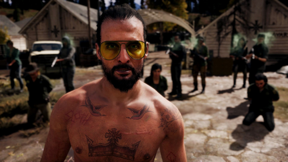 W Far Cry 5 zrobimy piękne fotki