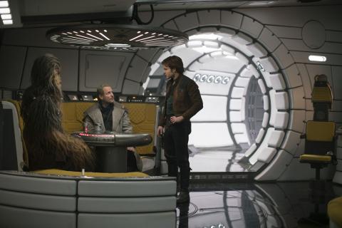Han Solo: Gwiezdne Wojny – historie – prace nad filmem zakończone