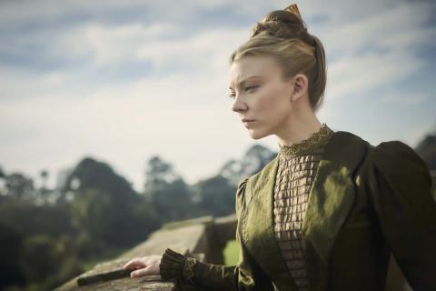 Natalie Dormer w zwiastunie serialu Piknik pod wiszącą skałą